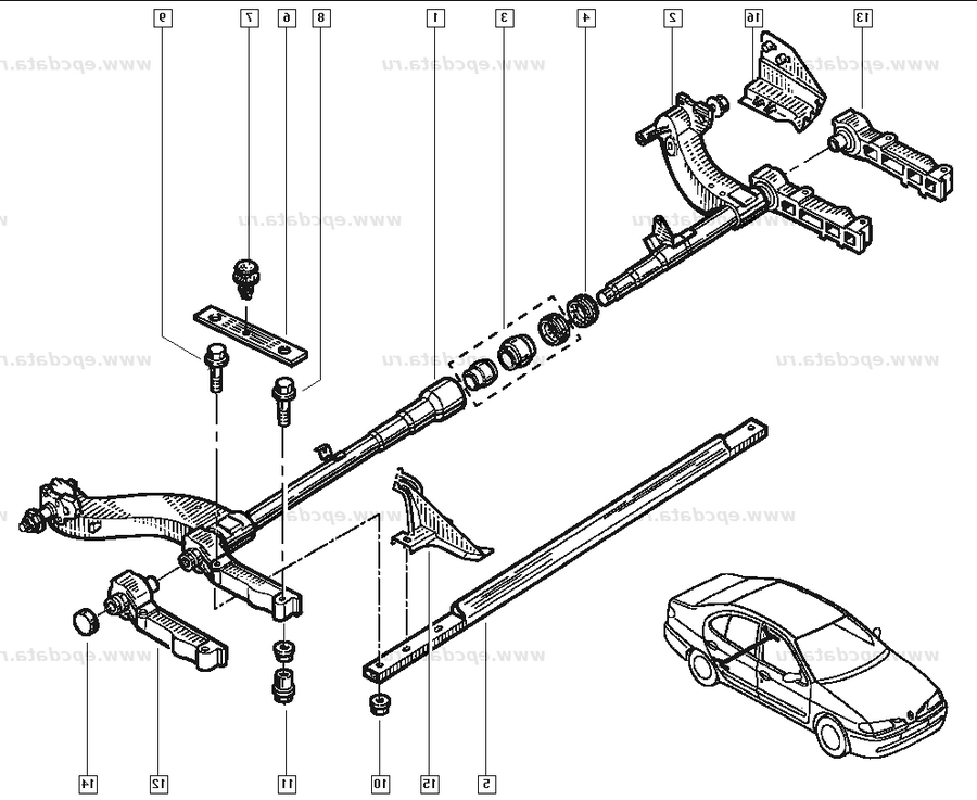 Wiring Diagram For Renault Scenic